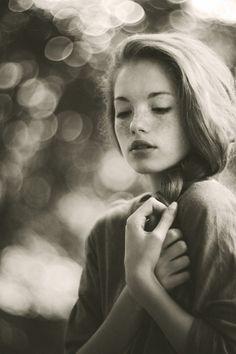 Martha Syrko is an amazing Portrait photographer: http://500px.com/Syrko