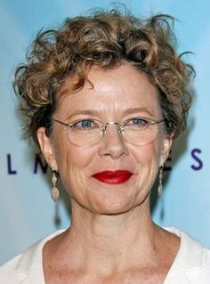 Annette Bening Hairstyle Short Curls | Hairstyle Channel - Women ...