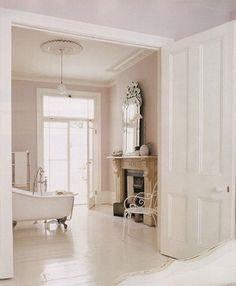 the prettiest {feminine} bathroom