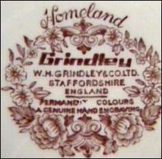 W H Grindley Antique Pottery, Birthday Cake, Colours, Antiques, Desserts, Food, Stamps, Porcelain Ceramics, Antiquities