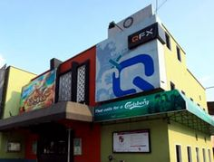 QFX Jai Nepal Cinema, Kathmandu, Nepal.