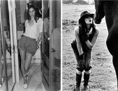 Tomboy Style: ICON | Anjelica Huston
