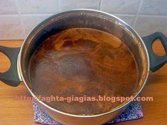 Τα φαγητά της γιαγιάς - Λικέρ Καφέ (ελληνικό) Iron Pan