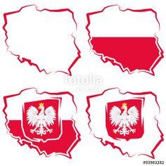 Podobny obraz Poland, Diy And Crafts, Rest, Flag, Education, School, Cards, Historia, Science