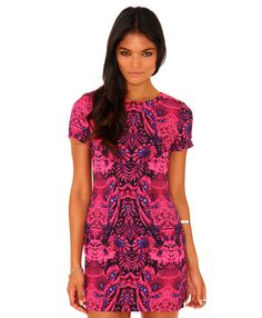 Milunia Jungle Print Bodycon Dress - Dresses - Missguided