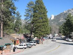 Idyllwild, California. I could spend days exploring. Great for hiking, or finding a unique treasure.