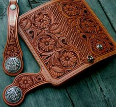 Great wallet design and pattern