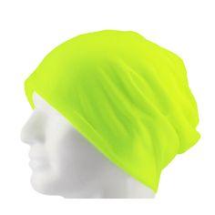 Long Beanie XXL Mütze Slouch Damen Herren Kinder Mütze - neon yellow in Bekleidung Accessoire  • Mützen Beanie