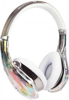 (CLICK IMAGE TWICE FOR UPDATED PRICING AND INFO)  Diamond Tears Edge On-Ear Headphones (Crystal)  - See More Valentines Gift for Couples at http://www.zbuys.com/level.php?node=6091=valentines-gifts-for-couples