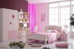 'Mia' Bedroom Suite - modern - kids beds - brisbane - by Nova Deko Red Kids Rooms, Bedroom For Girls Kids, Diy Room Decor For Teens, Kids Bedroom Designs, Bunk Bed Designs, Room Ideas Bedroom, Modern Kids Beds, Modern Kids Furniture, Childrens Bedroom Furniture