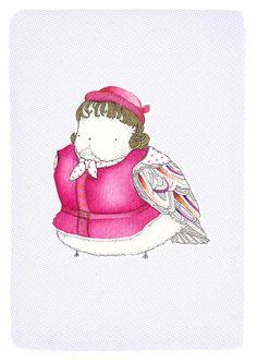 little doodles blog http://cargocollective.com/littledoodles#558097/The-Little-Birds
