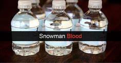 Snowman Blood