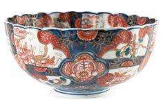 Imari Bowl, III