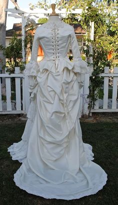 Christine's Wedding Gown from Phantom of the Opera