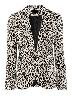 Leopard Printed Stunning Lapel Blazers Only $27.95 USD More info...