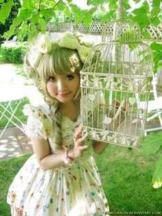 Beautiful doll Helena Braginski♥ ロリータ, sweet lolita, fairy kei, decora, lolita, loli, gothic lolita, pastel goth, kawaii, fashion, victorian, rococo ♥