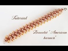 Seed Bead Tutorials - rope chain