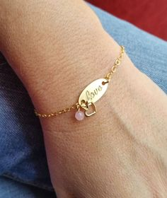Hey, I found this really awesome Etsy listing at https://www.etsy.com/il-en/listing/285610365/new-year-sale-gold-love-bracelet