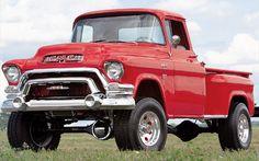 1955 GMC NAPCO 4x4