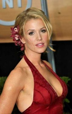 Poppy Montgomery-second Angel (with her Aussie accent) preferably with red hair.