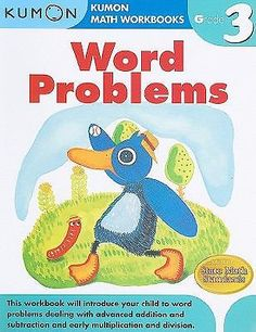 Word Problems, Grade 3 by Kumon Paperback Book (English) New 1934968625   eBay