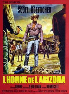 1955 Belgian western posters   Todos los westerns