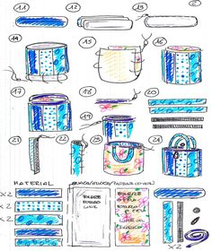 Bolsos Y Complementos On Pinterest Bag Patterns Bag
