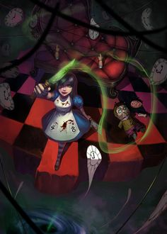 Pinterest alice madness returns alice in wonderland and mad hatters
