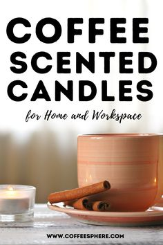 If you're reading this, you probably love the scent of coffee. These coffee scented candles aim to bring your favorite scent into your home and workspace. Light it in the morning to enhance the smell of your morning cup and keep that scent going throughout the day with one of these long lasting candles.   While at home and in your workspace (if you work from home), keep your space peaceful with a coffee aroma using one of these 10 coffee scented candles.