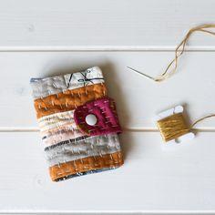 Kantha Needle Book Tutorial   Radiant Home Studio