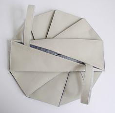 Decagon bag collapsed