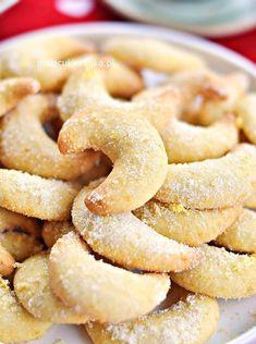Cake Cookies, Cupcake Cakes, Cupcakes, Cookie Recipes, Dessert Recipes, Good Food, Yummy Food, Breakfast Menu, Polish Recipes