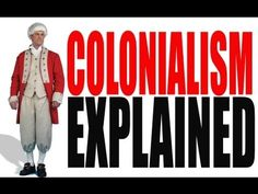 ▶ Colonialism Explained: US History Review - YouTube (skip the ad)
