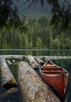British Columbia - Canada - canoe
