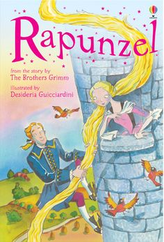 rapunzel book covers - Google Search