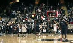 Ball goes through net with no time left for win vs Vandy 2013