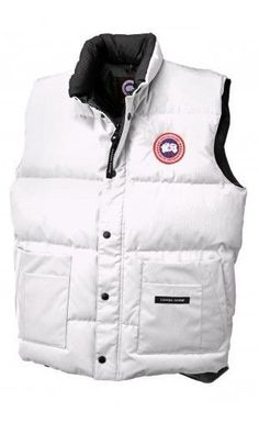 Canada Goose' Freestyle Down Vest - Men's Military Green, S