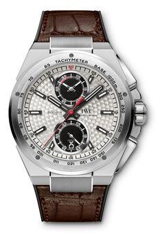 Men's IWC Ingenieur Chronograph Silberpfeil Watch IW378505