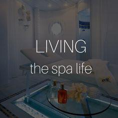 Living The Spa Life