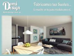 Fabricamos tus sueños, el mueble en la justa medida para ti, solo aquí en Domidesign.com.co