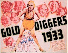 Gold Diggers of 1933,Mervyn LeRoy 1933
