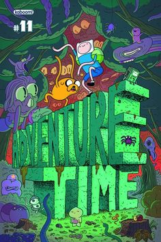 Adventure time! It's one of my favorite shows! #dontcarewhoknows #proudfangirl