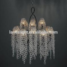 Antique Italian Modern Chandelier Lights