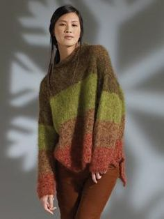 pattern 'Paige' from Knit Rowan