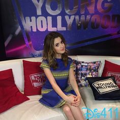 Photo: Laura Marano Interviewed By Young Hollywood February 2, 2015 - Dis411