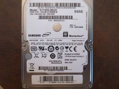 Samsung ST1000LM024 HN-M101MBB/M REV.A FW:2AR10002 DGT (SSSE) 1000gb Sata (Donor for Parts) - Effective Electronics #Samsung #datarecovery