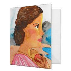 Persephone 3 Ring Binder Summer Tunes, Moon Fairy, Fairy Queen, Butterfly Fairy, Blue Fairy, Goddess Art, Blue Glitter, Fantasy Art, Original Paintings
