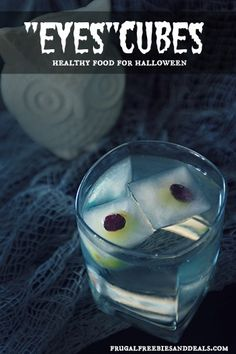 """Eyes"" Cubes 