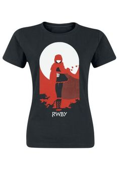 Moon - T-shirt van RWBY