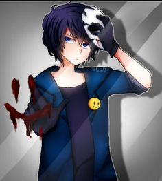 Read Jeff the killer x slenderman from the story crepypastas imágenes yaoi y más \(♡. Best Creepypasta, Creepypasta Proxy, Jeff The Killer, Fnaf, Creepypasta Wallpaper, Gothic Drawings, Anime Plus, Creepy Pasta Family, Super Anime